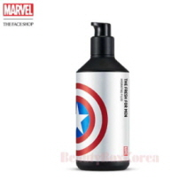 THE FACE SHOP The Fresh For Men Hydrating Fluid 170ml [Marvel Collaboration]
